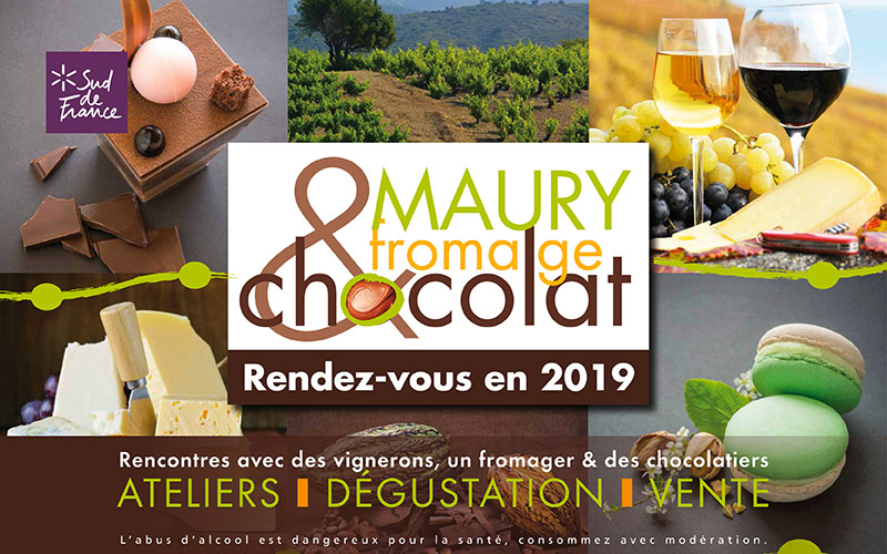 Maury Fromage et Chocolat 2019